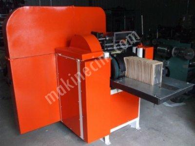 3 Renk Dipsiz Poşet Kese Kağıdı Makinesi