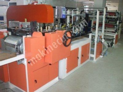 2 Vuruşlu Yeni Sistem Kese Kağıdı Makinası