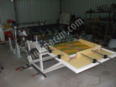 İki Renk Baskılı Hediye Ve Ambalaj Kağıdı Makinesi
