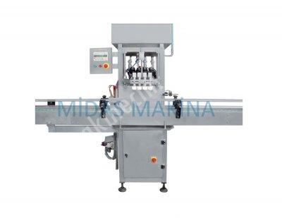 Lineer Sıvı Dolum Makinası Mlf 4 2