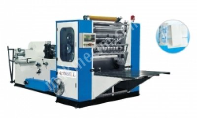 Otomatik Kağıt Katlama Havlu Makinesi
