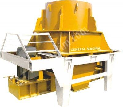 Sıfır Satılık Taş Maden Kırma Zenginleştirme Tesisleri   General Makina Ankara