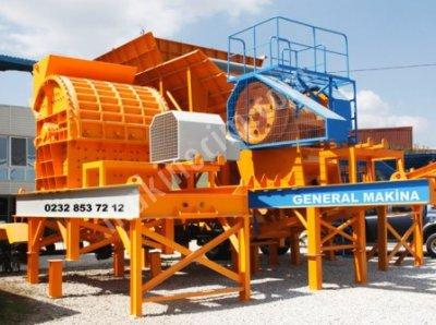 Sıfır Satılık Taş Kırma Eleme Yıkama Tesisleri   General Makina Ankara