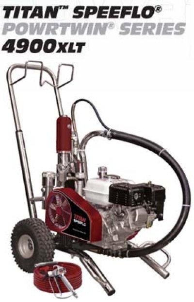 Elektrikli & Benzinli Hidrolik Boya Makinaları