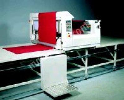 Otomatik Tüp Kumaş Serim Makinesi