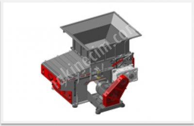 Plastik Parçalama Makinesi ( Shredder ) (Tek Milli)