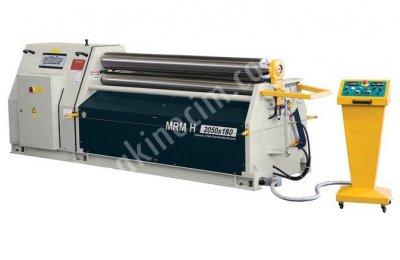 Hidrolik Asimetrik 3 Toplu Silindir Makinaları