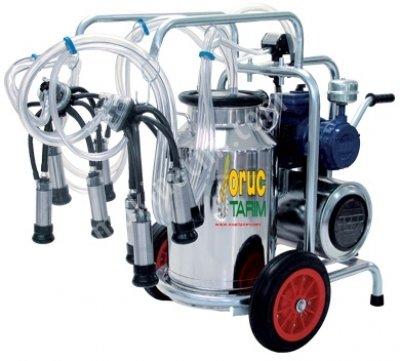 Çiftli Süt Sağım Makinesi