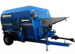Mixed Forage Machines Feed Mixer