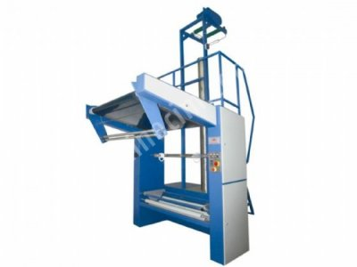 Kumaşı Dik Ters Çevirme Makinası