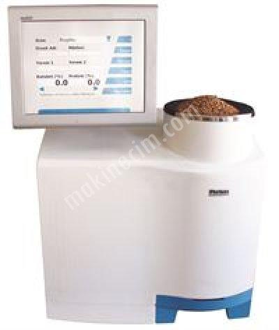 Rutubet - Protein - Hektolitre Analizi Makinesi