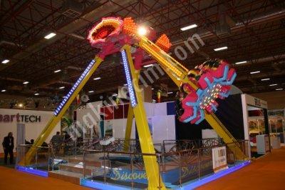 Lunapark Makine - Discovery 8
