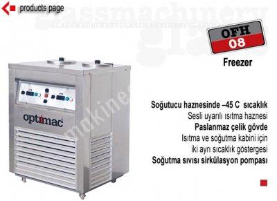 Paslanmaz Çelik Gövde Isıtma Soğutma Freezer