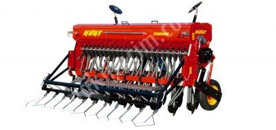 23 Sıralı Gübreli  Tohum  Üniversal Ekim Makinesi