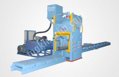 Hidrolik Kütük Kesme Makinası