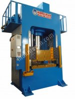 600 Ton H Type Frame Double Action Deep Drowing Press