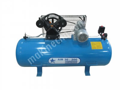 Compresor De Aire Cleanvac Air30-200Litre