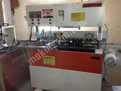 Satılık İkinci El turanlar kazımalı bantlama makinası Fiyatları Adana kenar bantlama makinası, pvc kenar bantlama, kenar yapıştırma makinaları