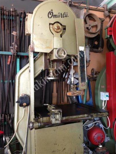 60Lık Şerit Hızar Makinası