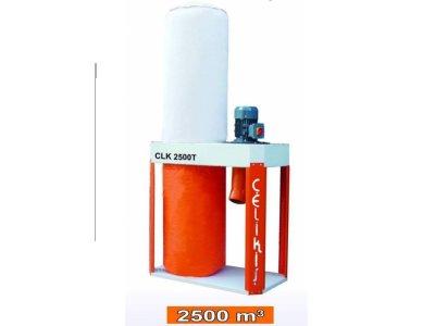 Toz Emme Ünitesi-2500M3