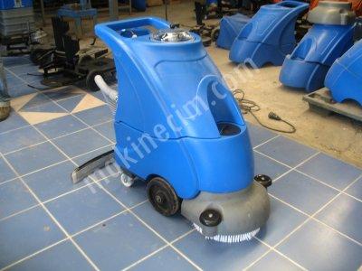 Zemin Temizleme Ve Yıkama Makinesi E3501