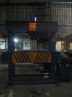 Hydraulic Press ..hidrogüç Pres 250 Ton Atölye Presi,250 Ton Pres, 250 Ton Hidrolik Pres