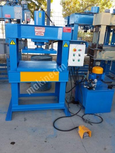 Hydraulic Press ..hirogüç  Plaka Presi