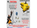 Chimney Sweeping Machine