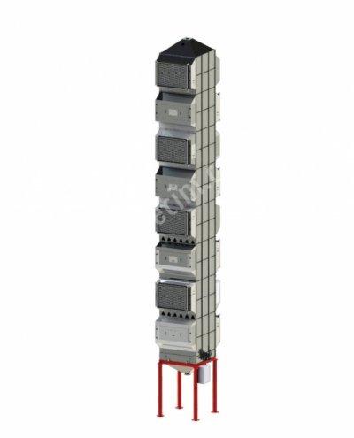 Bakliyat Tahıl Kurutma Kulesi