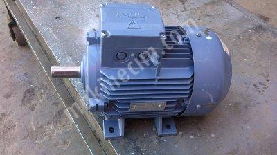 0.55 Kw 1500 Devir Dk Elektrik Motoru