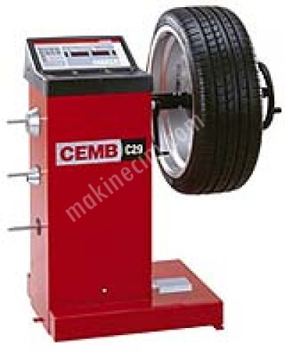 Mobil Servis Balans Makineları