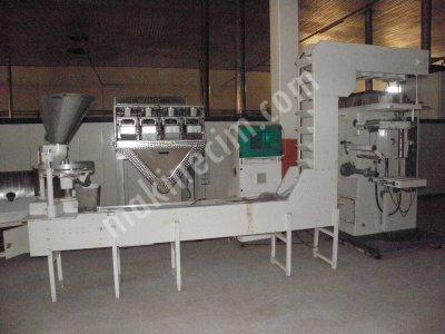 Satılık 2. El 2.EL MARMAK DİKEY PAKETLEME MAKİNASI VOLUMETRİK Fiyatları Karaman 2.el paketleme makinası,ikinci el ambalaj makinası,flowpack ambalaj makinası
