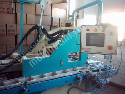 T.t.o.r 345 Full Otomatik Küp Şeker Makinası