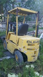 Climax Forklift
