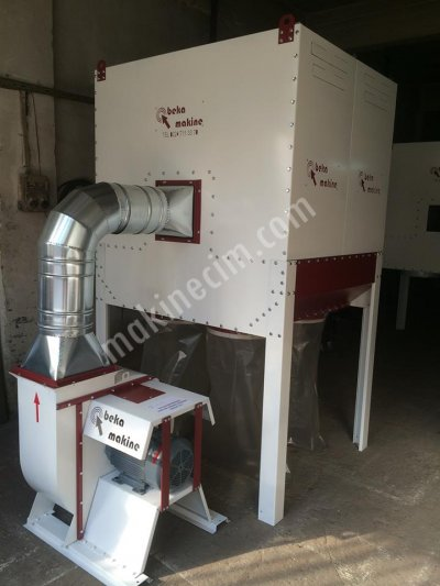 Sistemas De Extracción De Polvo