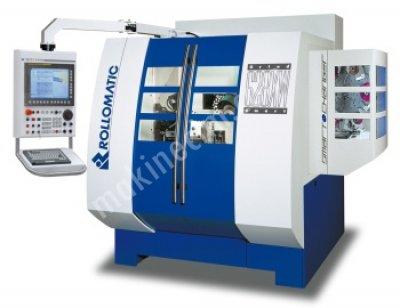 Rollomatıc Takım İmalat Makinaları
