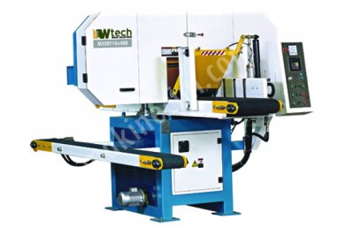 Otomatik Yatay Şerit Testere Mj3971A X 400