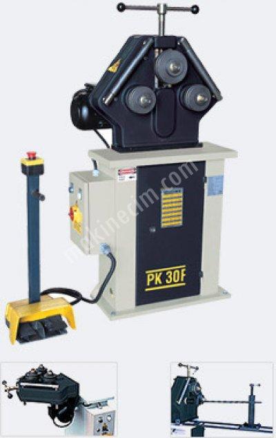 Motorlu Profil Bükme Makinesi [Model Pk 30 F]