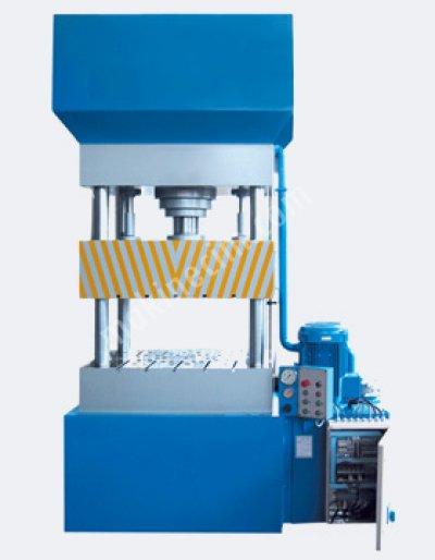 Hidrolik Çift Etkili Derin Çekme Presi / Model: Ksp