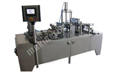 Tam Otomatik Lineer Sistem Dolum Ve Ambalaj Makinası  75 4L