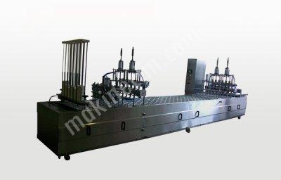 Tam Otomatik Lineer Sistem Dolum Makinası  118 6L