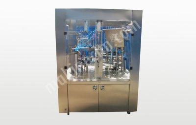 Tam Otomatik Rotary Sistem Dolum Ve Ambalaj Makinası  75 3R