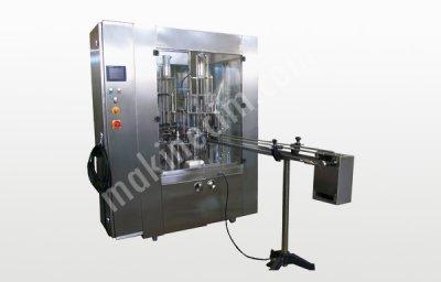 Tam Otomatik Rotary Sistem Dolum Ve Ambalaj Makinası  00 2R Çikolata Labne