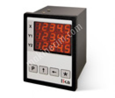 Lika Electronic Ld130 3 Eksen Display