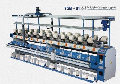İplik Sarma Gıda Makinaları San. Ve Tic. Ltd. Şti Ysm 01