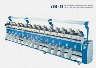 İplik Sarma Gıda Makinaları San. Ve Tic. Ltd. Şti Ysm2