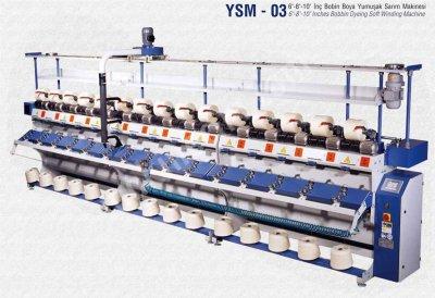 İplik Sarma Gıda Makinaları San. Ve Tic. Ltd. Şti Ysm3
