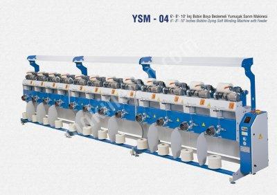 İplik Sarma Gıda Makinaları San. Ve Tic. Ltd. Şti Ysm4