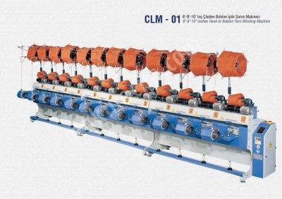 İplik Sarma Gıda Makinaları San. Ve Tic. Ltd. Şti Clm1