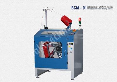 İplik Sarma Gıda Makinaları San. Ve Tic. Ltd. Şti Bcm1